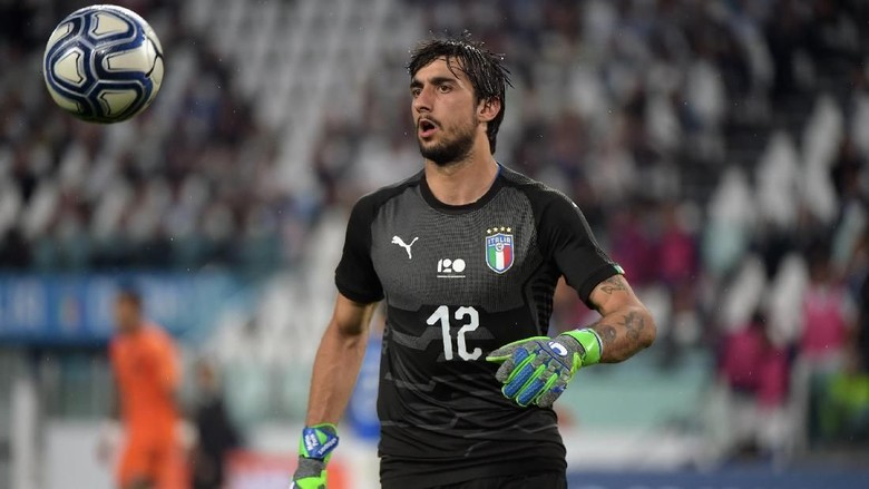 Jalani Tes Medis, Mattia Perin Selangkah Lagi Gabung Juventus