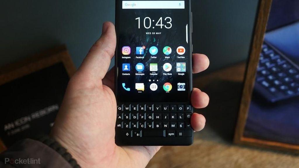 Penampakan Key2, Ponsel Android Teranyar BlackBerry