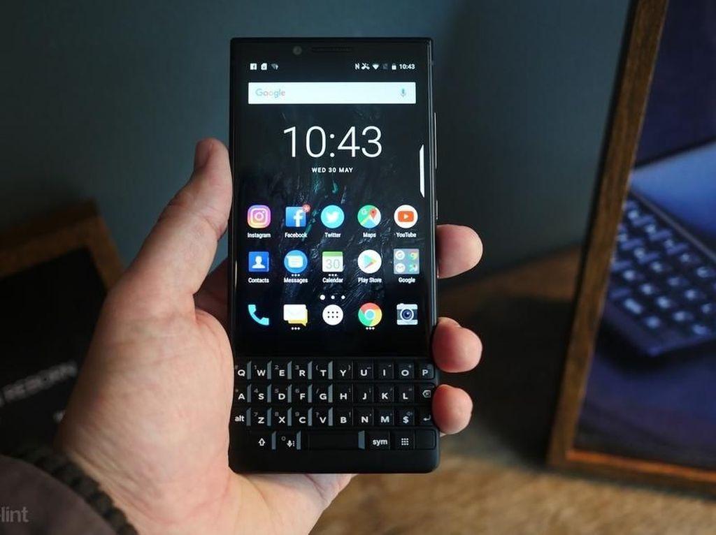 Mengulas Fitur Paling Jagoan di BlackBerry Key2