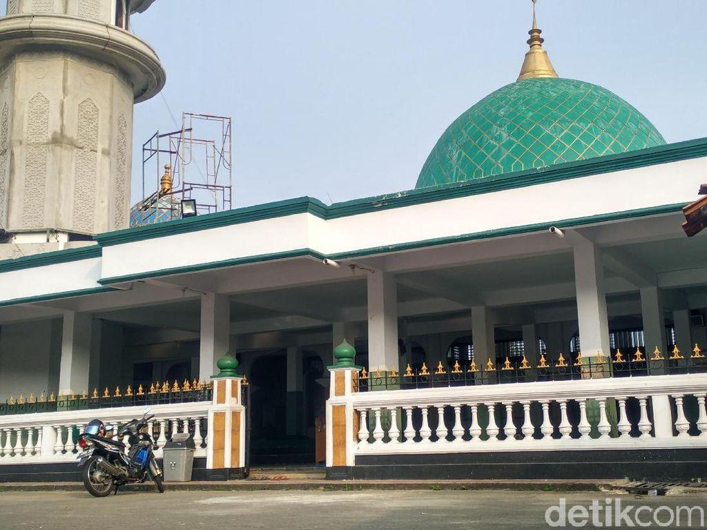 Sopir Grab Meninggal Dunia di Masjid Cipete Jelang Subuh