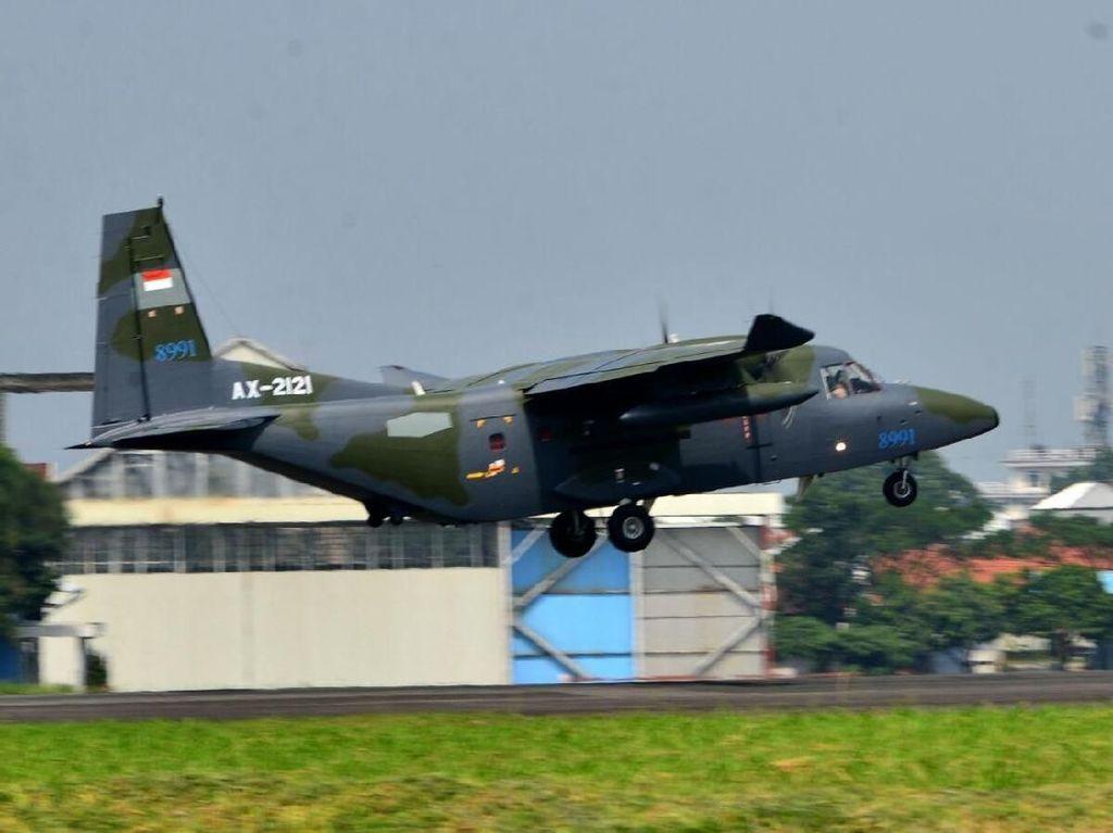 PTDI Kirim 2 Pesawat ke Filipina Pekan Depan