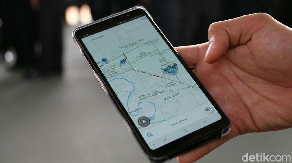 Amankan Arus Mudik, Polisi Kebumen Pakai Aplikasi Waze
