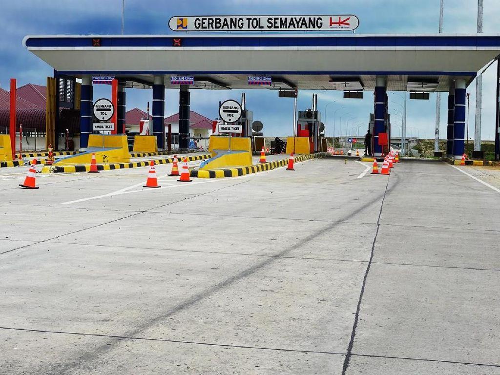 Tarif Tol Trans Sumatera Dijamin Tak Lebih dari Rp 1.000/Km