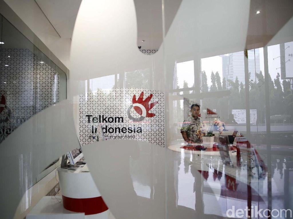 Erick Thohir Beberkan Rencana Bisnis The New Oil Telkom