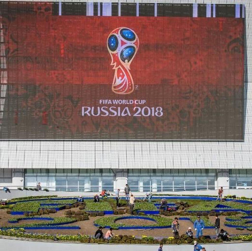 Jadwal Siaran Langsung Piala Dunia 2018 di Trans TV dan Trans7 Hari Ini