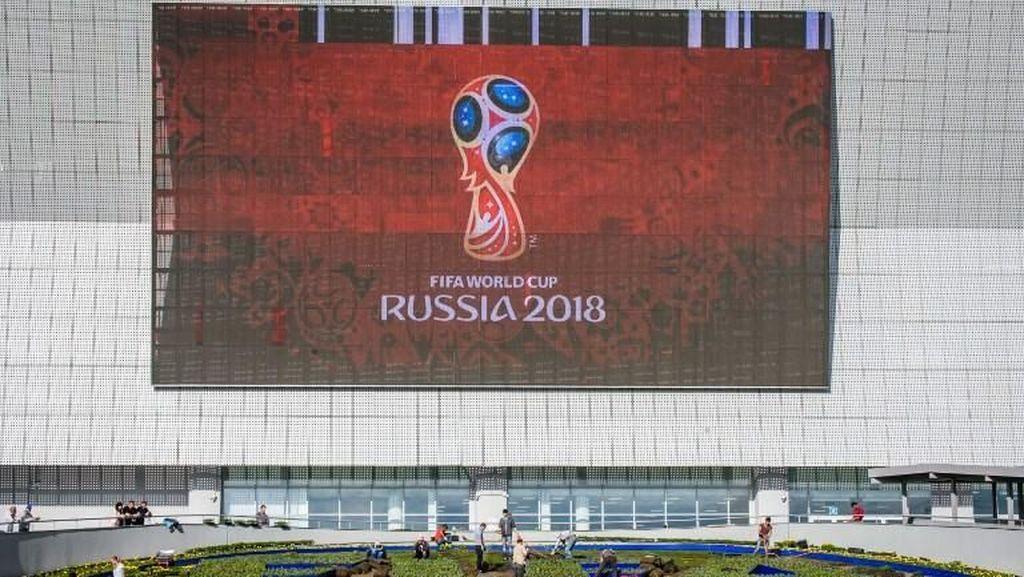Jadwal Siaran Langsung Piala Dunia 2018 di Trans TV Hari Ini