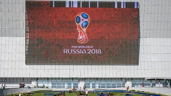 Piala Eropa di Semifinal Piala Dunia 2018