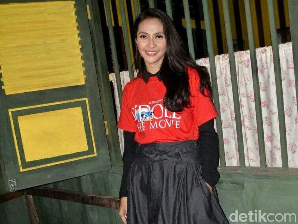 Maudy Koesnaedi Jatuh Cinta Terhadap Budaya Betawi