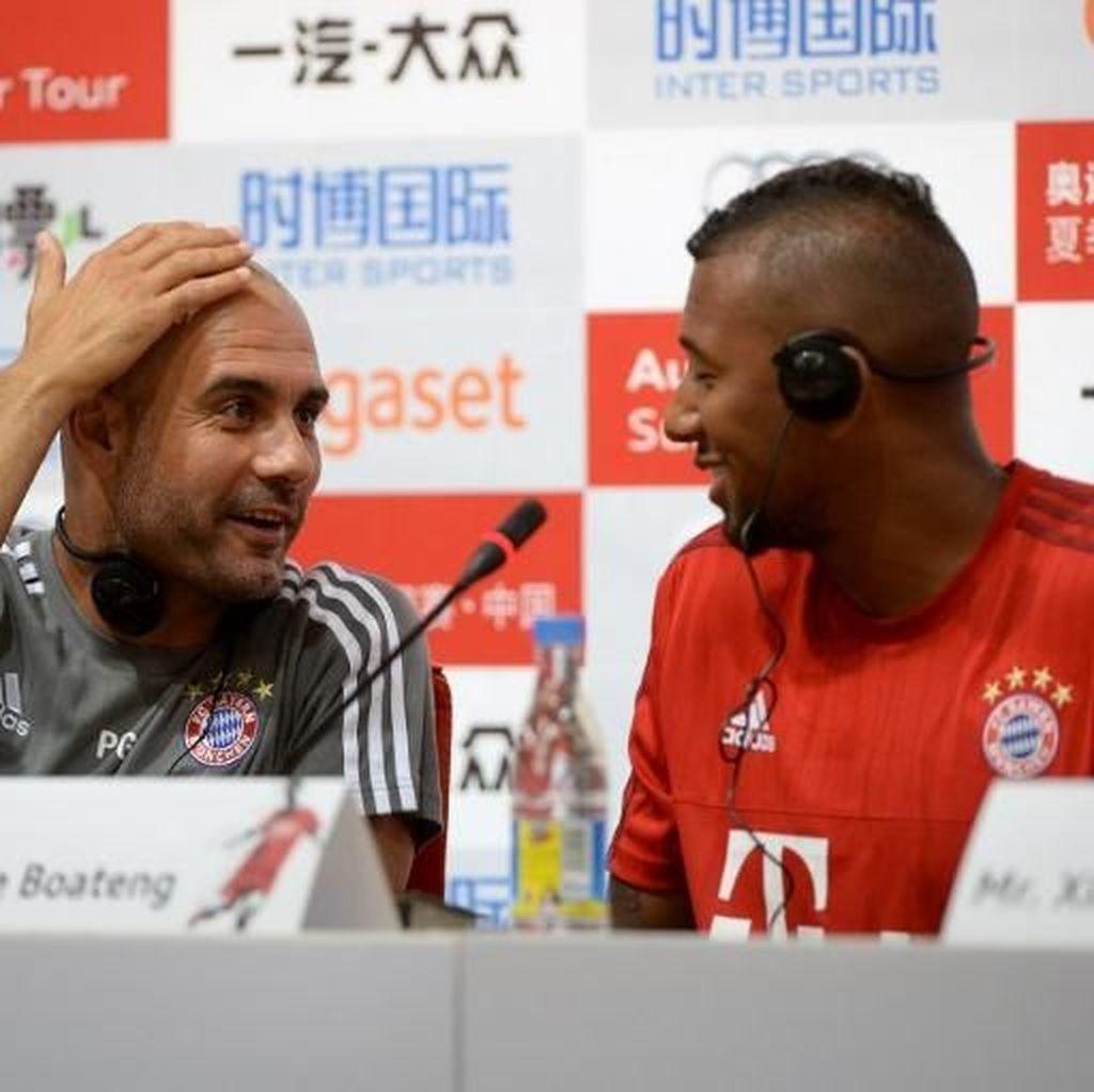 Boateng Sulit Pahami Serangan Yaya Toure ke Guardiola