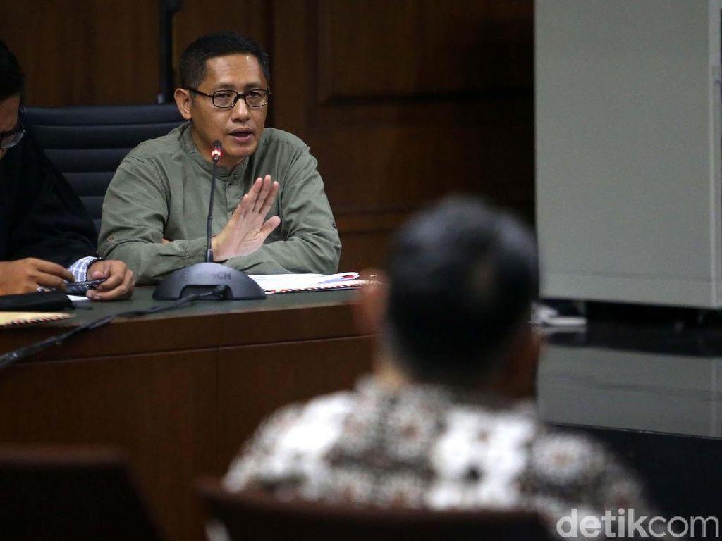Di Sidang PK, Anas Urbaningrum Persoalkan Bayar Uang Pengganti