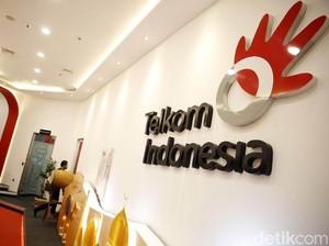 Jatuh Bangun, Begini Perjalanan 25 Tahun Telkom Melantai di Bursa