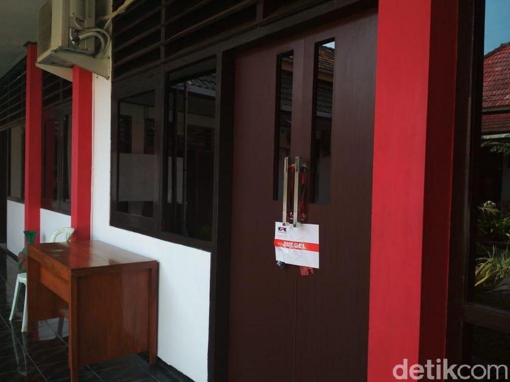 Tiga Ruang Dinas Pendidikan Kota Blitar Turut Disegel