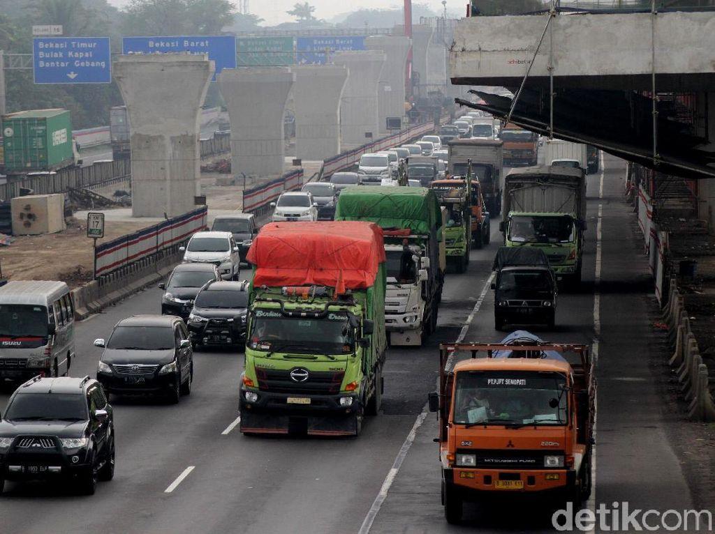 Dipakai Mudik, Begini Kondisi Tol Surabaya hingga Ngawi