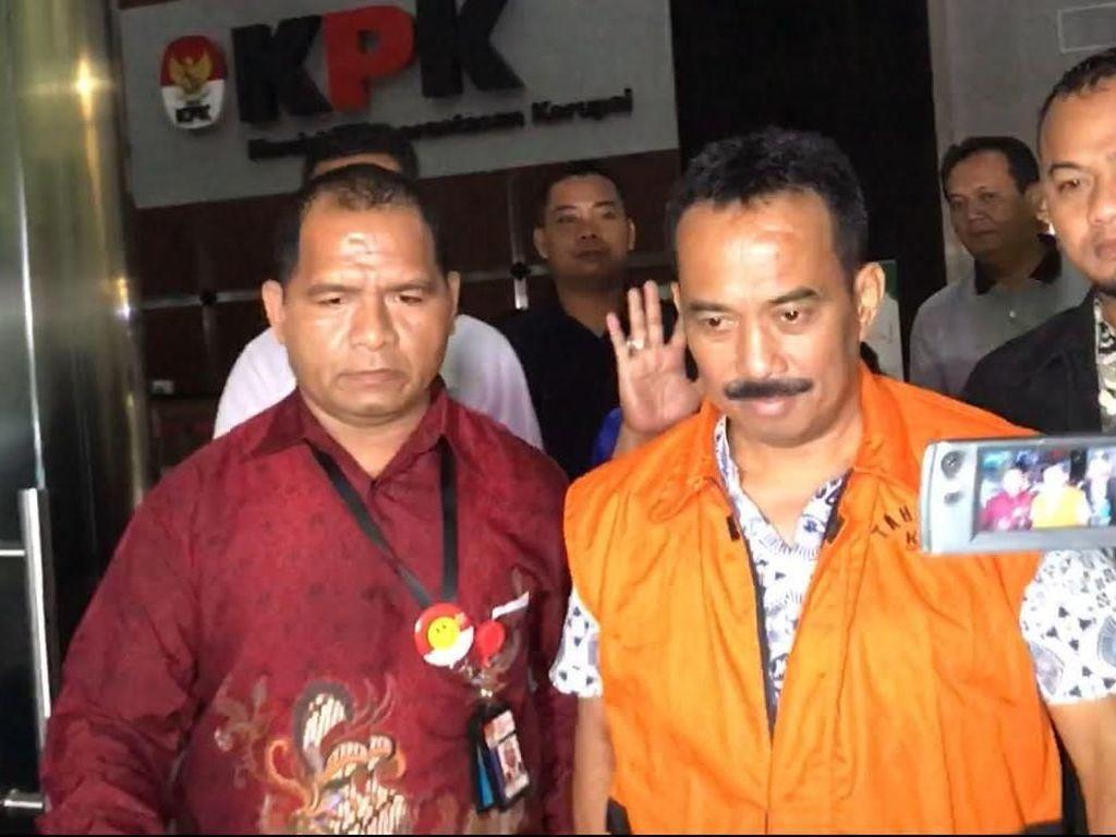 Ditahan, Wali Kota Blitar yang Sempat Hilang Bungkam