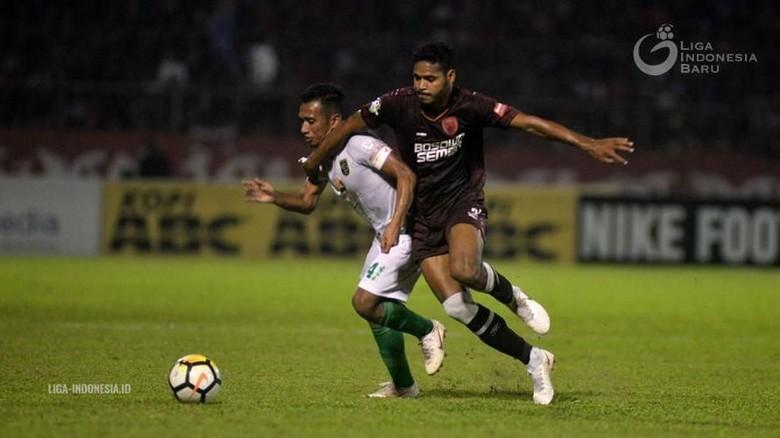 Kalahkan Persebaya, PSM Puncaki Klasemen Liga 1 2018