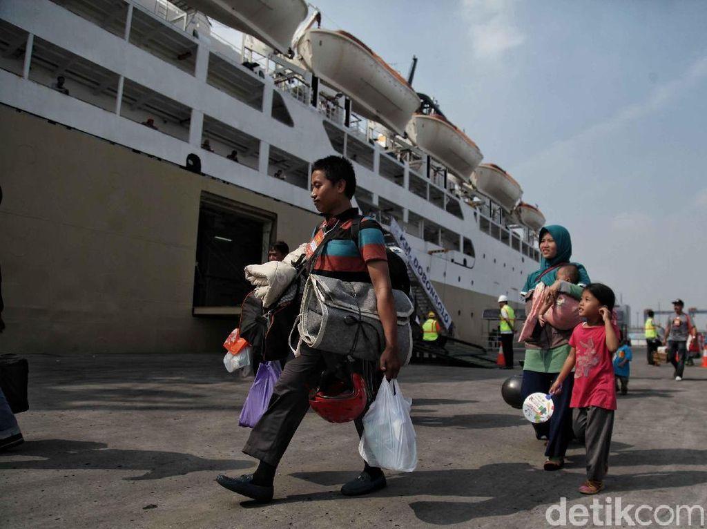 Kemenhub Targetkan 2.000 Pemotor Ikut Mudik Gratis 2019 Via Kapal
