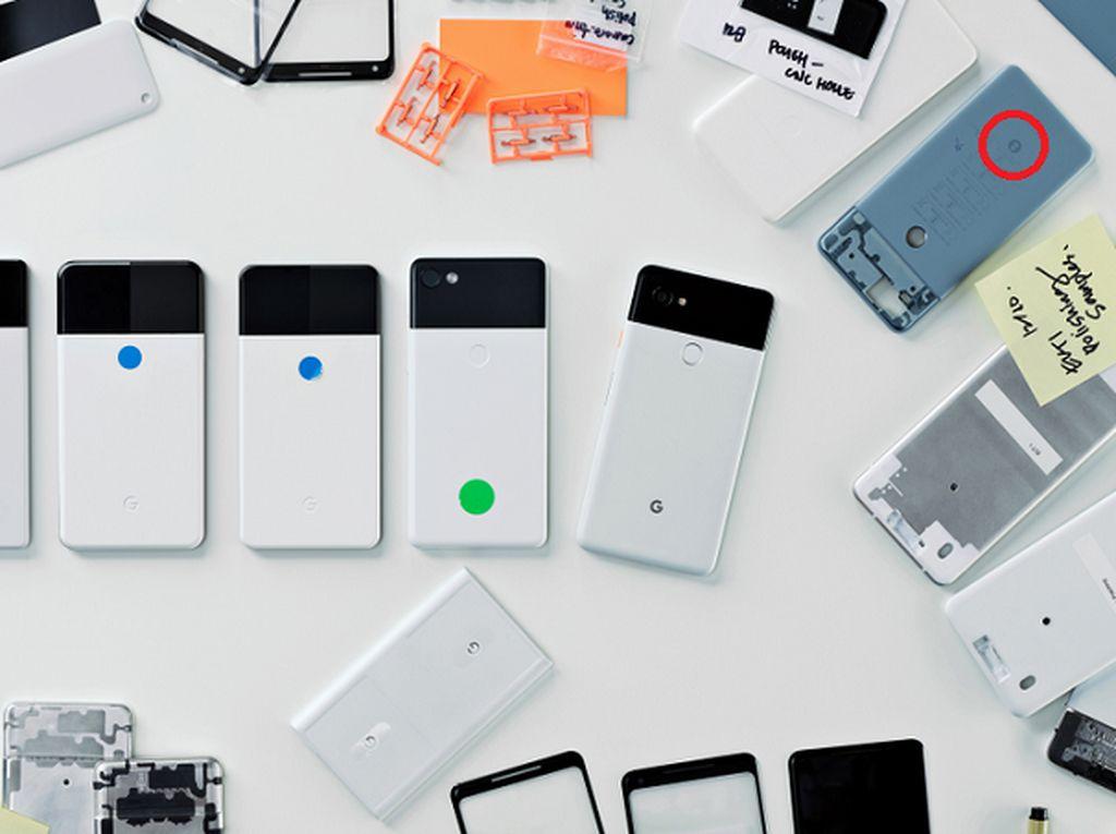Google Pixel 3 Pakai Dua Kamera Depan, Buat Apa?