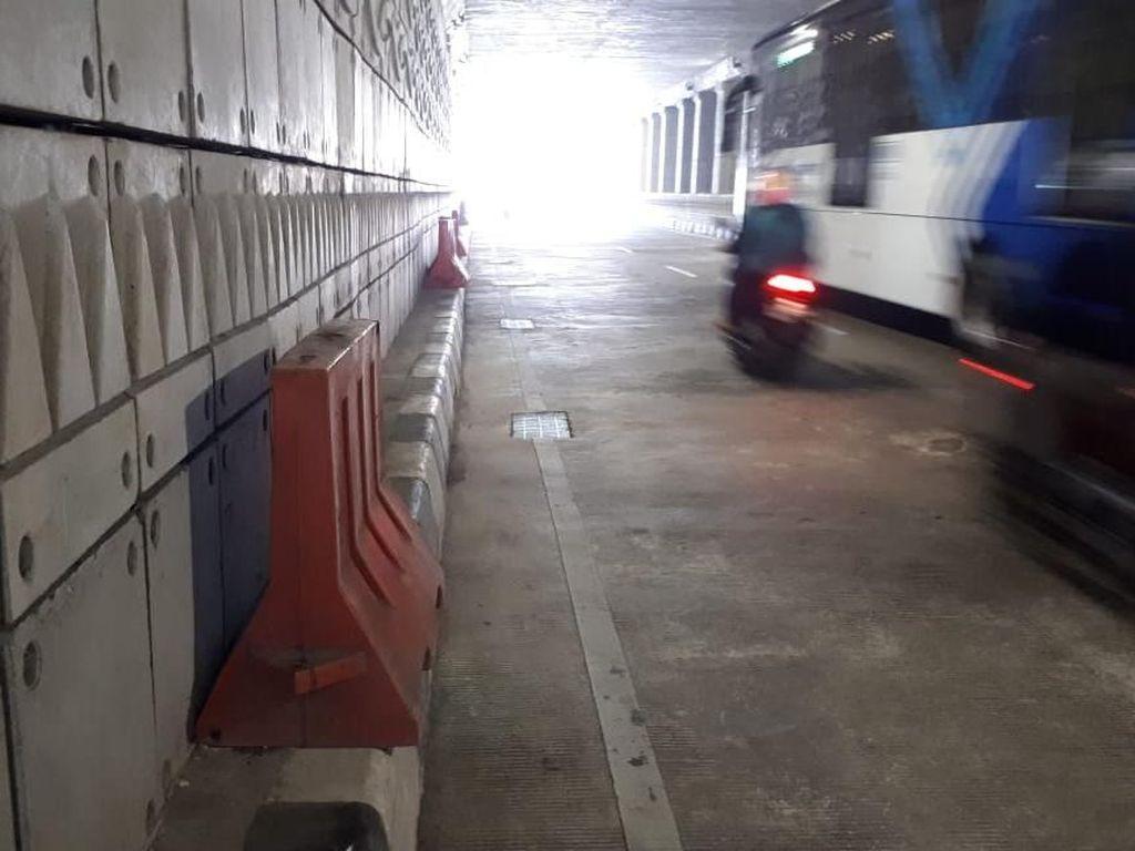 Polisi Cari Saksi Ungkap Pencuri Penutup Gorong-gorong Mampang