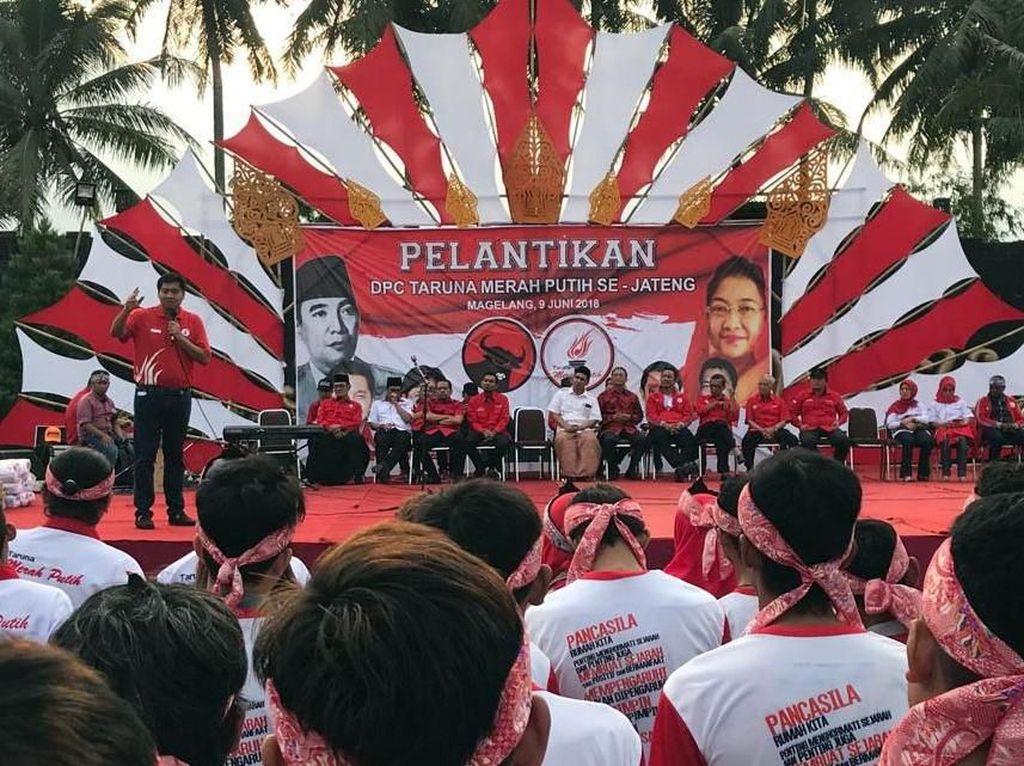 Sayap Partai PDI Perjuangan Panaskan Mesin