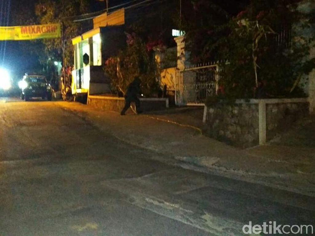 Polisi Ledakkan Tas Mencurigakan di Garut, Isinya Kantong Plastik