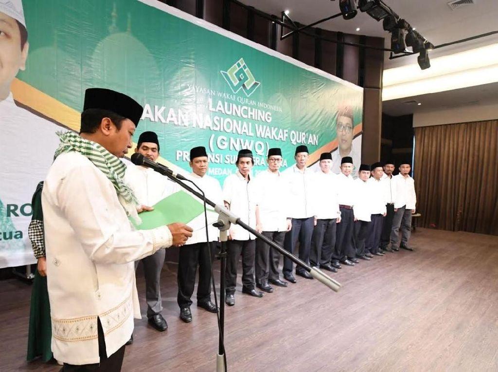 PPP Akan Sebarkan 7,2 Juta Mushaf Alquran untuk 720 Ribu Masjid