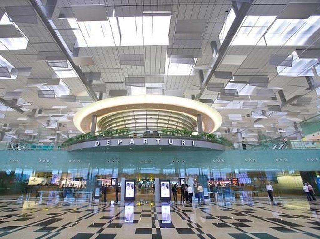 Bandara Penumpang Terbaik Dunia Kini Hanya Angkut Barang