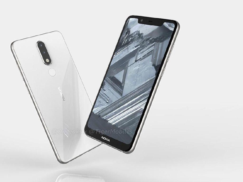 Terkesan Diam-diam, Nokia 5.1 Plus Telah Rilis Sejak November 2018