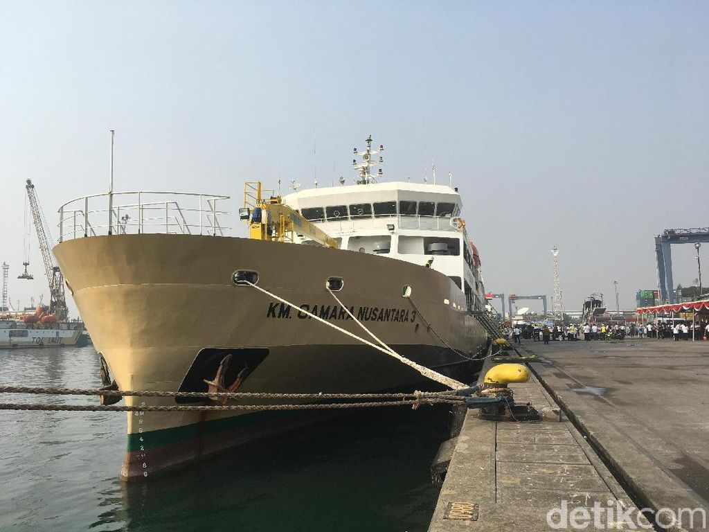 Kemenhub Imbau Nahkoda Kapal Perhatikan Cuaca Sebelum Berlayar