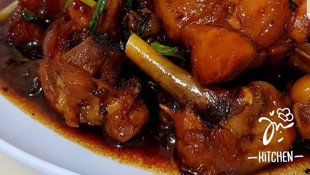 Empuk Manis Ayam Kecap Pilihan Netizen Ini Enak untuk Sahur