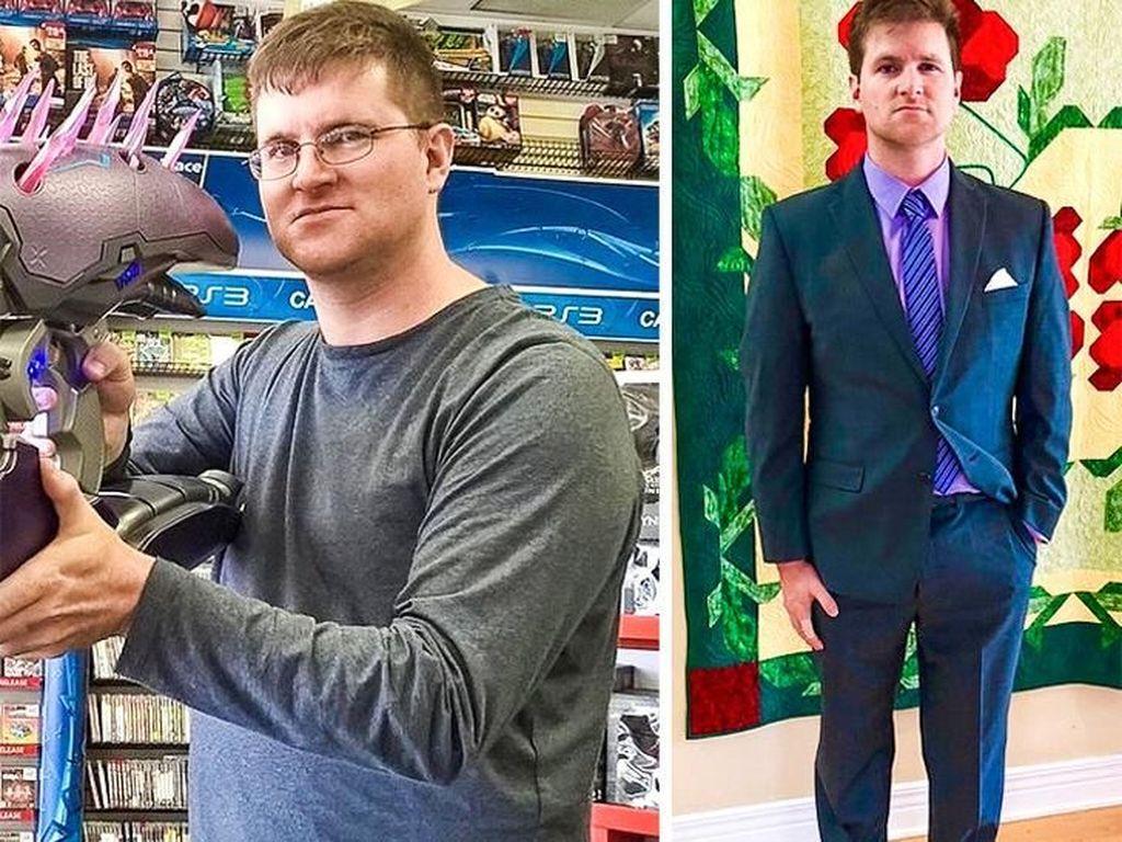Bikin Pangling, 9 Orang yang Berubah Drastis Setelah Turun Berat Badan