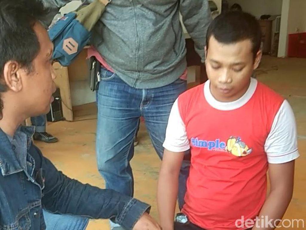 8 Kg Ganja Kering Berserta Pemiliknya Diamankan BNNP Jatim