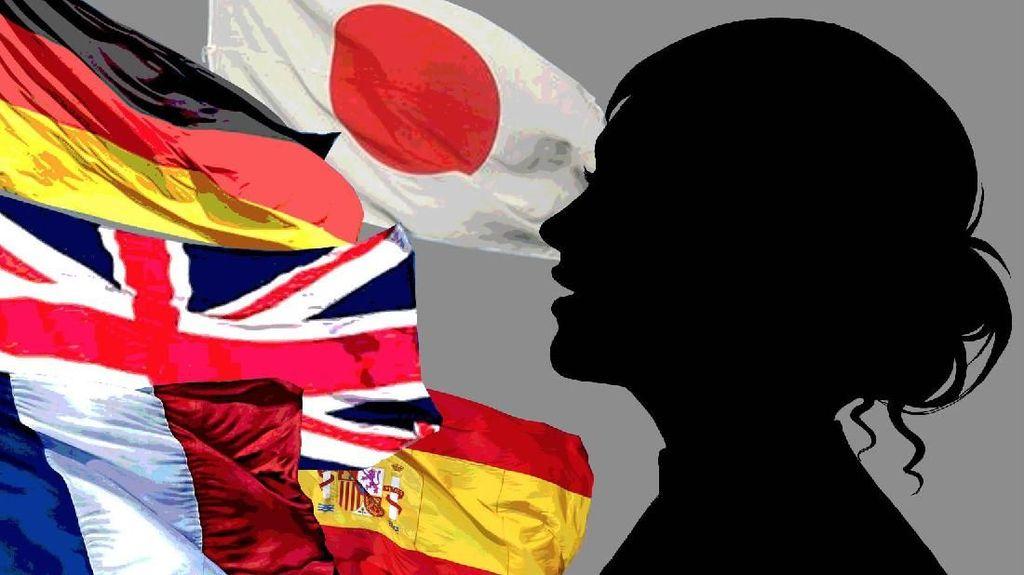 Dia Mampu Bicara 50 Bahasa