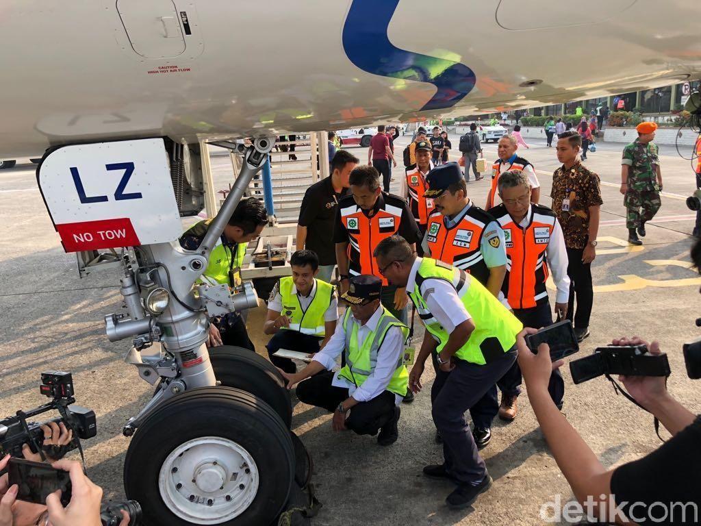 Menhub: Hasil Uji Ramp Check di Bandara Halim 100%