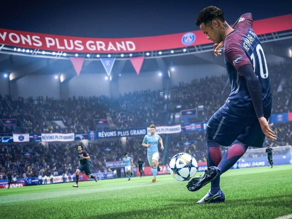 Deretan Glitch Kocak di FIFA 19