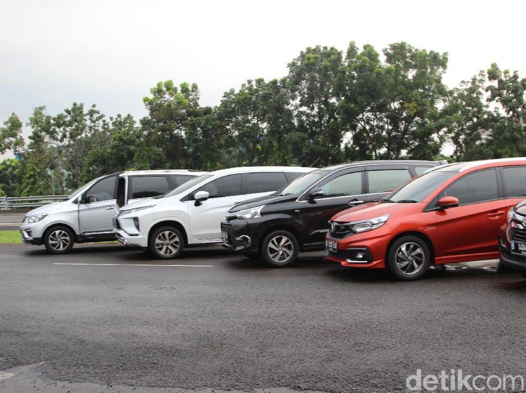 Avanza Masih Rajanya, Ini Daftar 20 Mobil Terlaris di Indonesia
