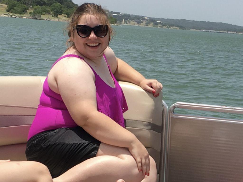 Kagum! Transformasi Wanita Berbobot 99 Kg Jadi Langsing Setelah Diet