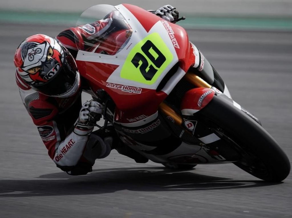 Dimas Ekky dan Gerry Salim Siap Berlaga di Jerez