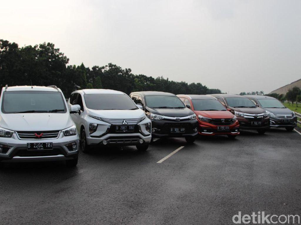 Daftar Harga Mobil Keluarga Low MPV, Mulai dari Rp 150 Jutaan