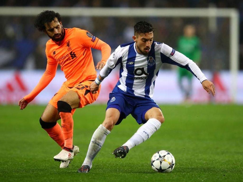 Mourinho: Porto Bakal Singkirkan Liverpool