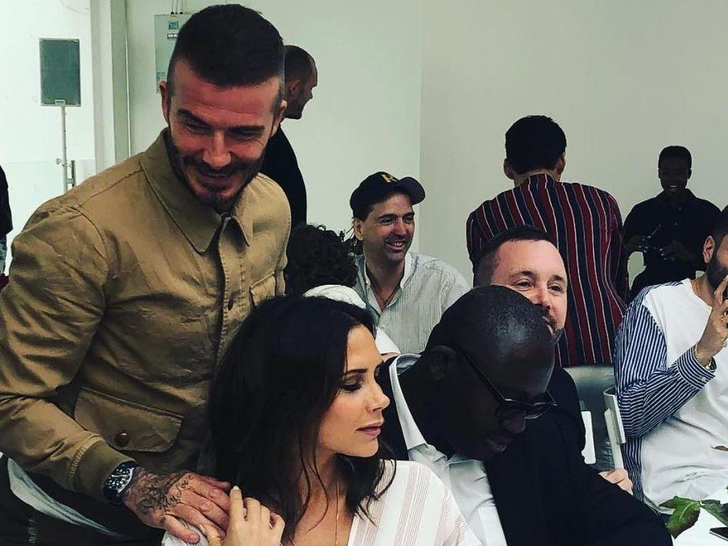 Waduh! Victoria Beckham Cemburu David Dekat dengan Bella Hadid