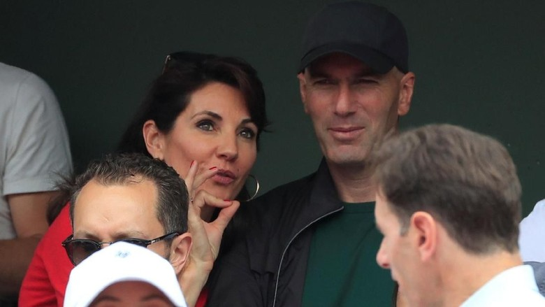 Zidane Tinggalkan Madrid Bukan Karena Ingin Latih Timnas Prancis
