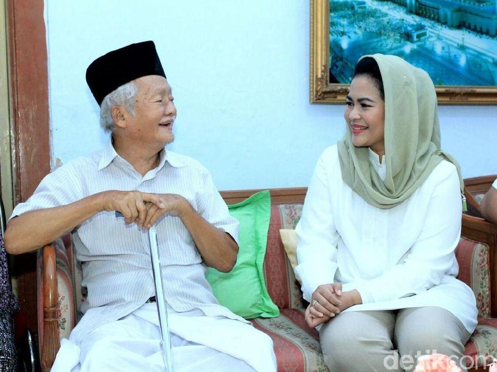 Sowan Sesepuh Muhammadiyah Jombang, Puti Dapat Nasihat Kehidupan