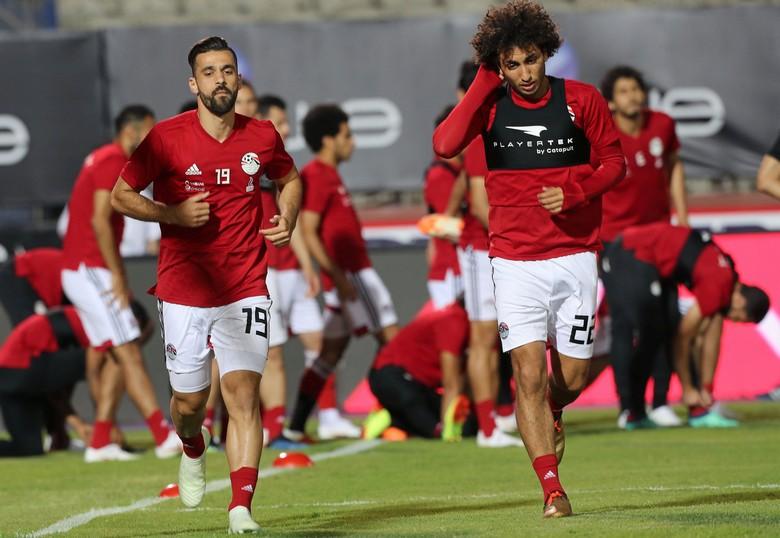 Senyum Mohamed Salah, Sukacita Warga Mesir
