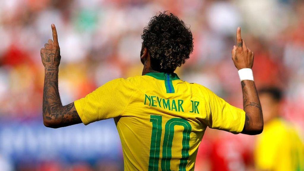 Rencana Spesial Kosta Rika untuk Neymar