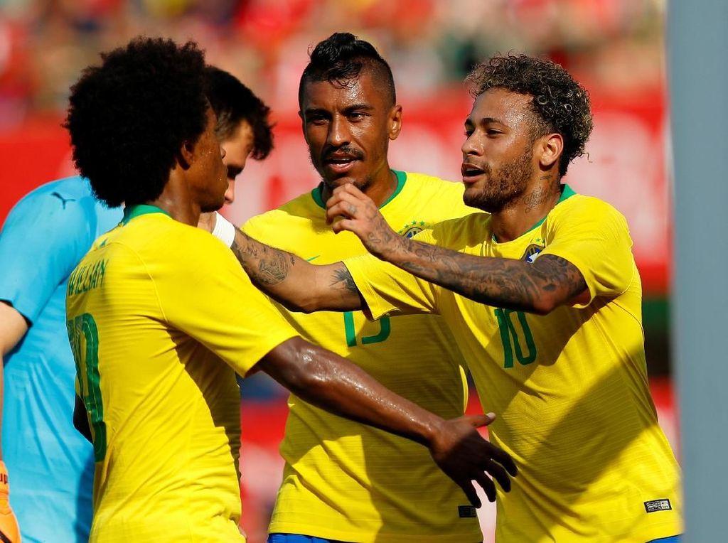 Prediksi Brasil vs Swiss: Awas Terpeleset, Selecao