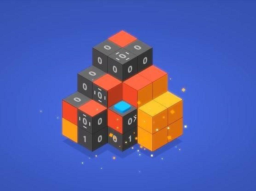 Delete, Game Mirip Minesweeper tapi Tiga Dimensi