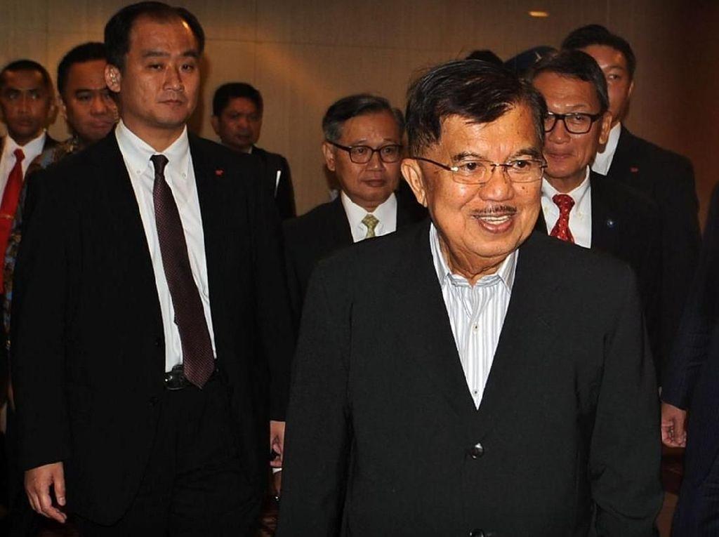 Foto: Akan Hadiri Konferensi Future of Asia, JK Tiba di Jepang