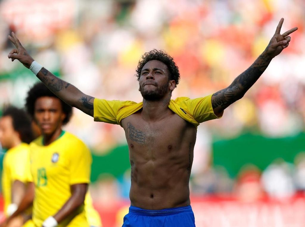 Brasil Bukan Cuma soal Neymar, tapi Kolektivitas