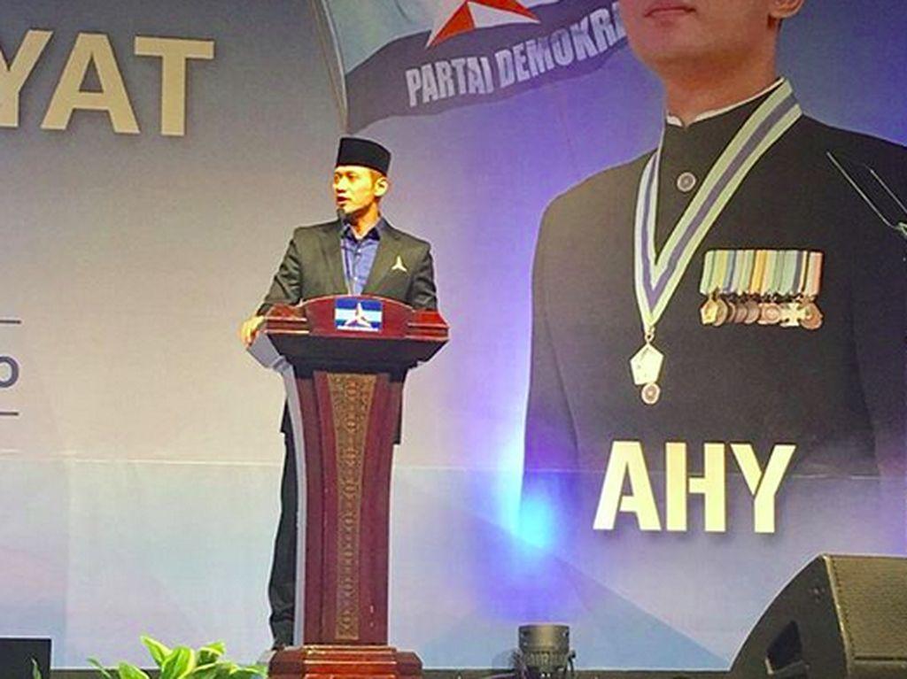 PD Tawarkan AHY ke Prabowo? Ini Kata Gerindra
