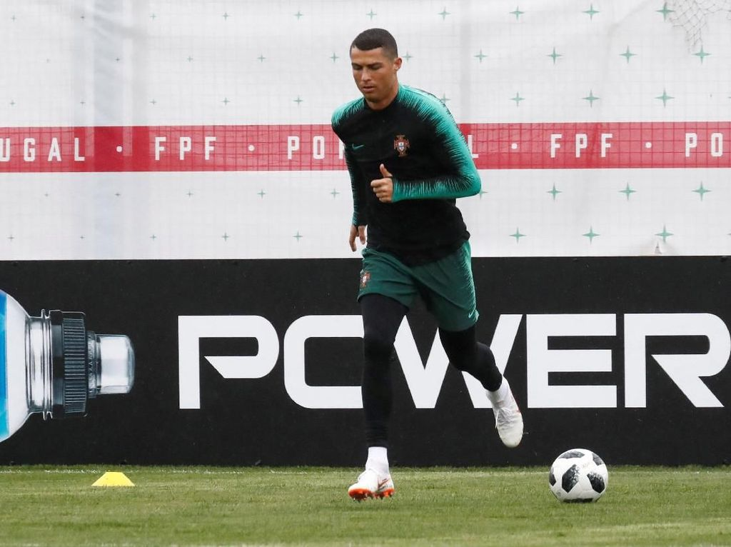 De Gea: Ronaldo Sudah Dipelajari dengan Baik